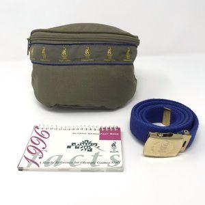 1996 Atlanta Olympics Belt Waist Bag Fanny Pack